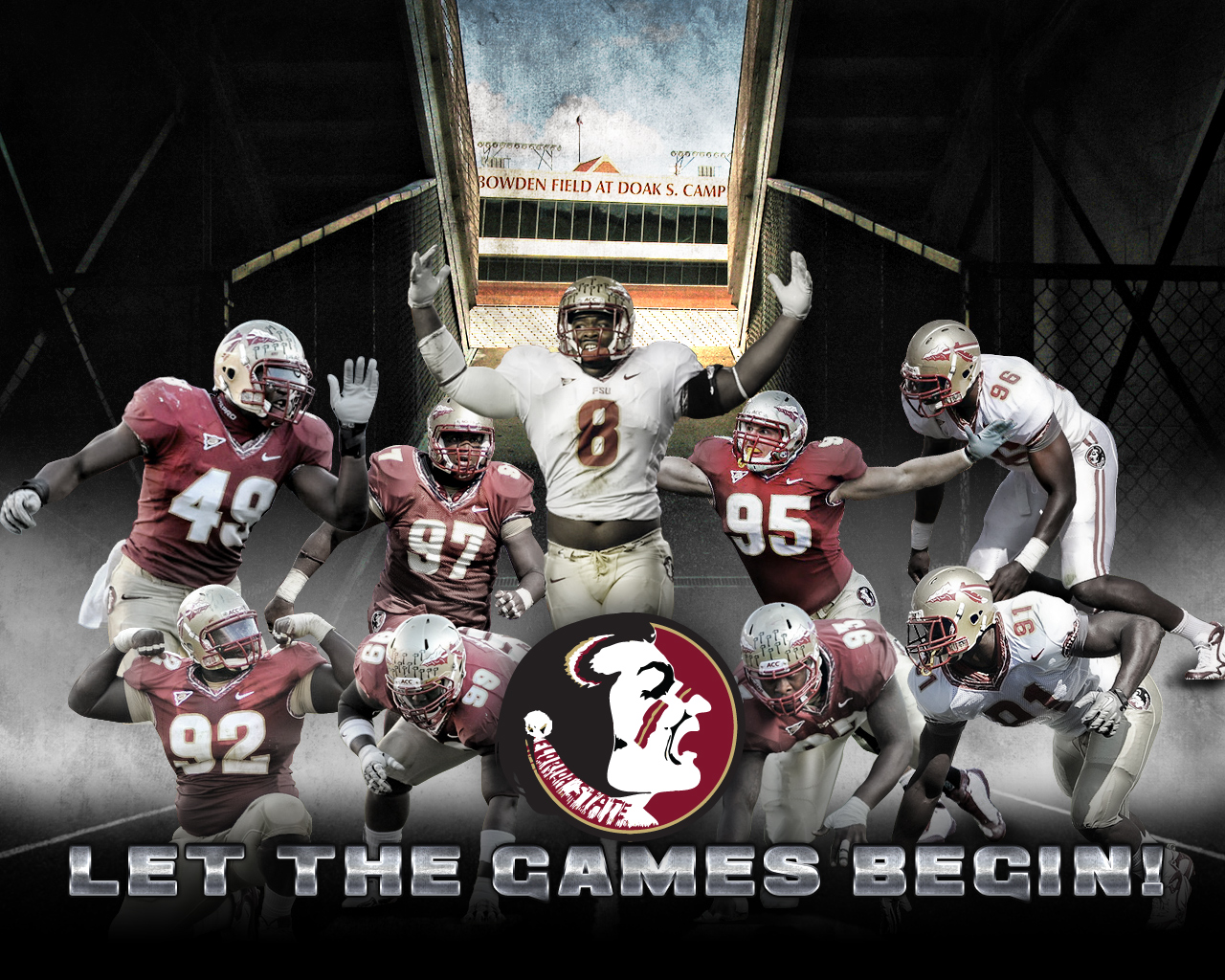 Florida State Football Wallpapers Best HD Wallpapers 1280x1024