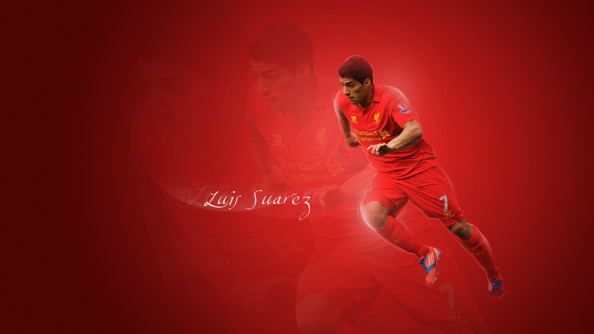 Luis Suarez 2014 Liverpool Wallpaper   Football HD Wallpapers 1920x1080