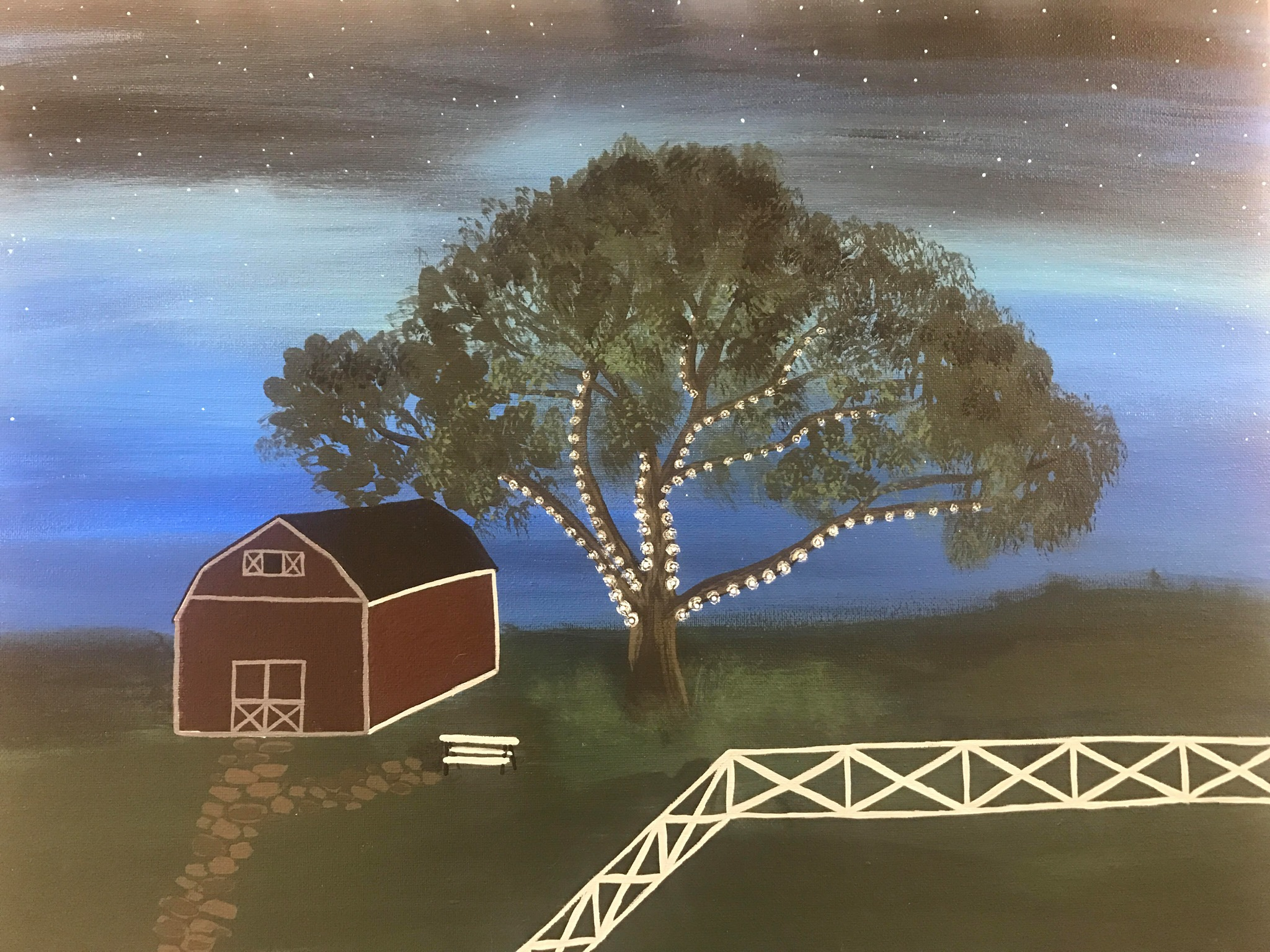 Lake County Illinois CVB     Farmyard Wine Paint Night at 2048x1536