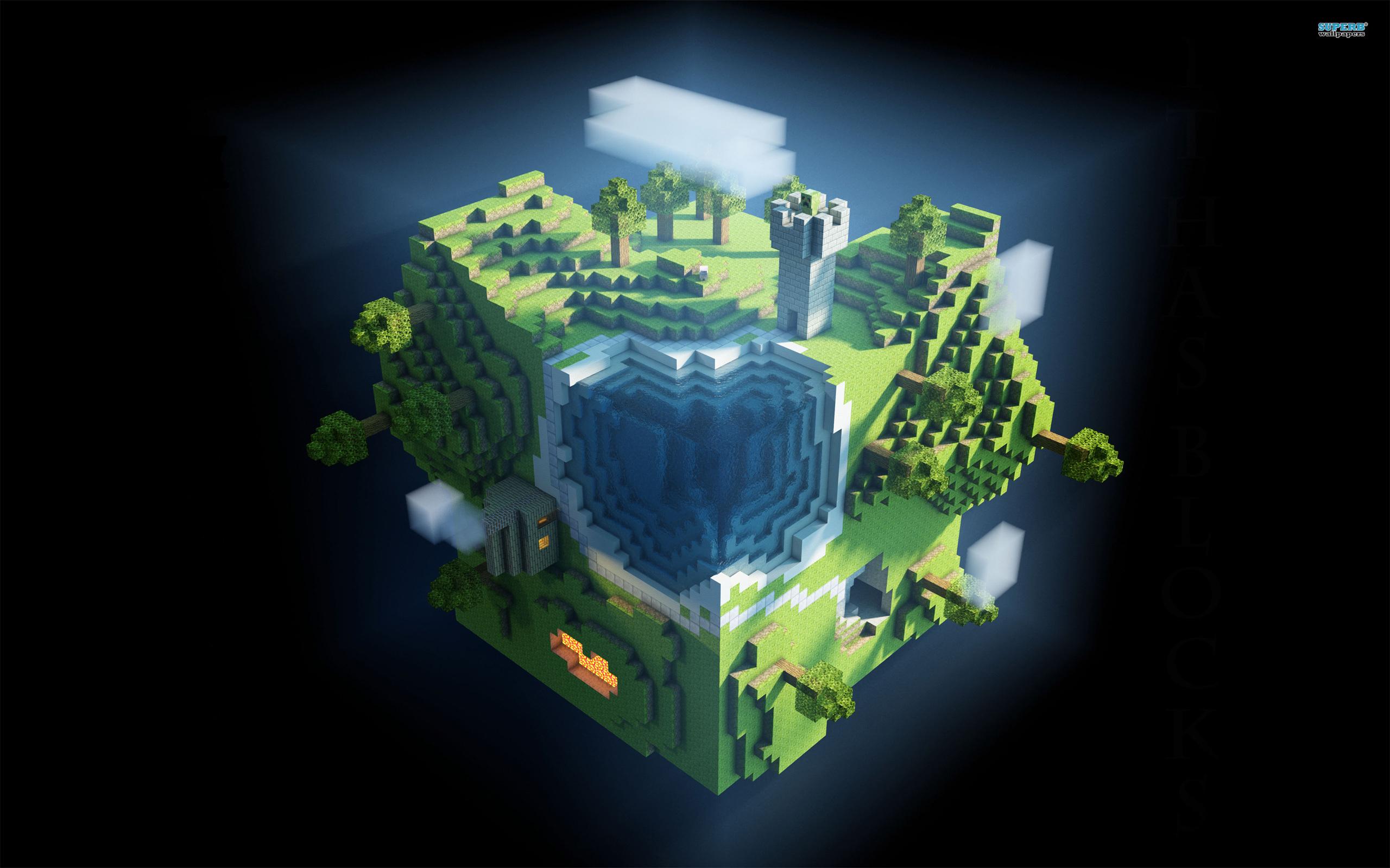Minecraft 2560x1600