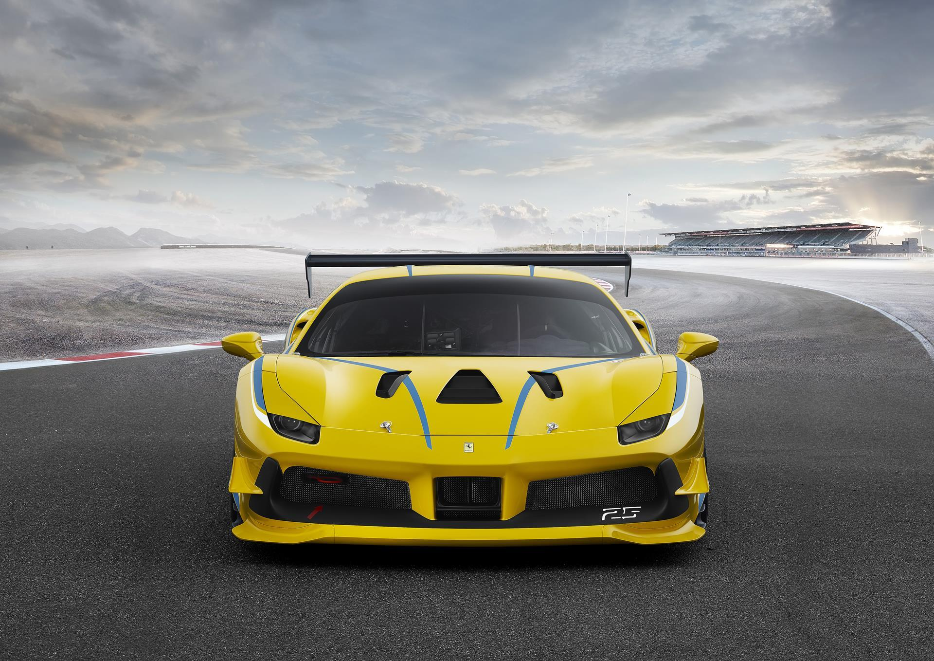 2016 Ferrari 488 Challenge News and Information Research and Pricing 1920x1358