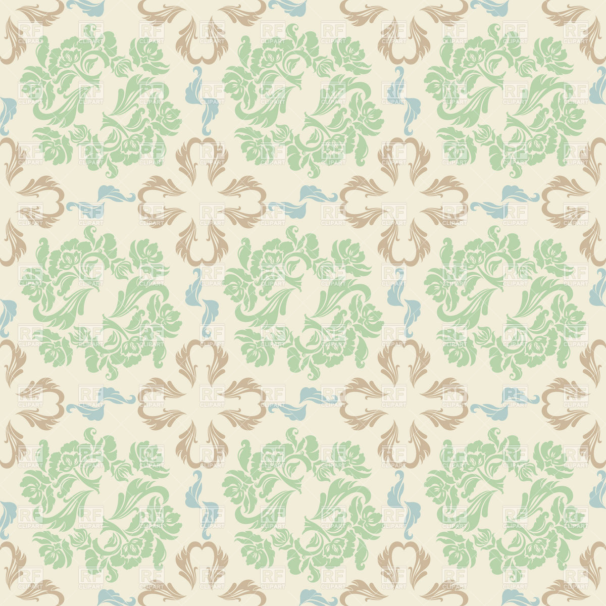 victorian wallpaper with curled pattern download royalty free 1200x1200