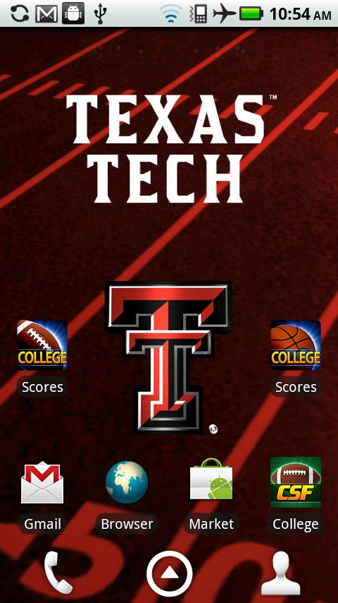 Texas Tech Live Wallpaper HD   Android Apps on Google Play 480x854