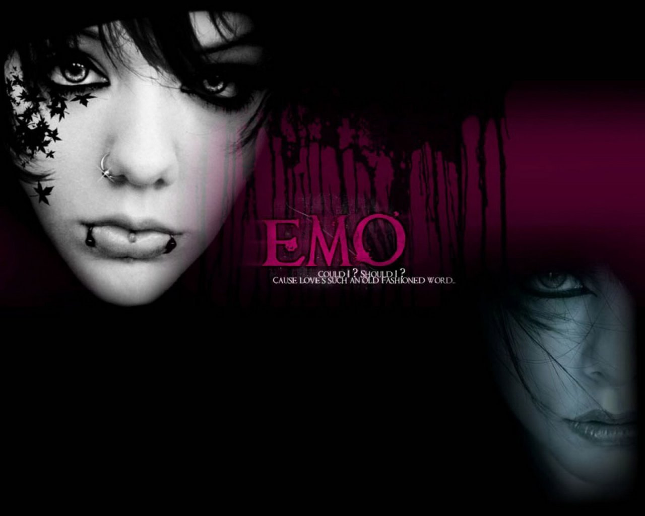 Pics Photos   Wallpaper Hd Cool Emo Wallpapers Cool Emo 1280x1024