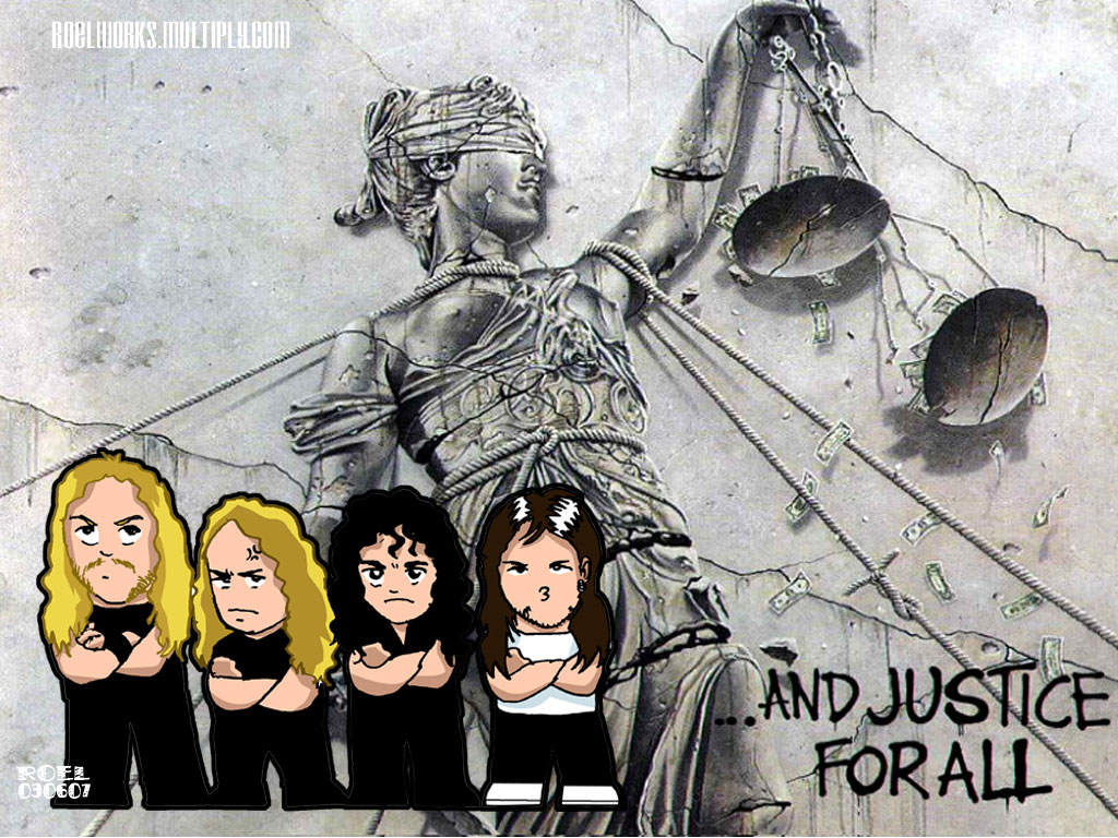 Metallica And Justice For All Wallpaper DiyMidcom 1024x768