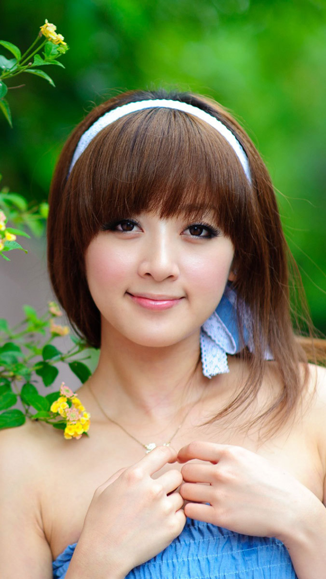 WomenMikako Zhang Kaijie 640x1136 Wallpaper ID 634859   Mobile 640x1136