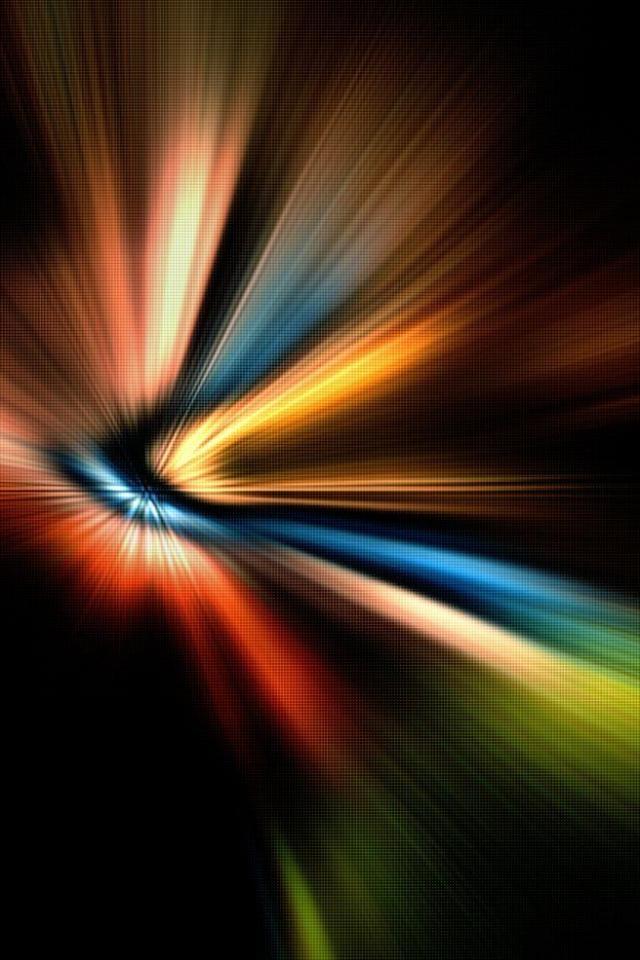 Color Warp iphone 4S wallpaper 640x960 iPhone 4s Wallpapers iPhone 640x960