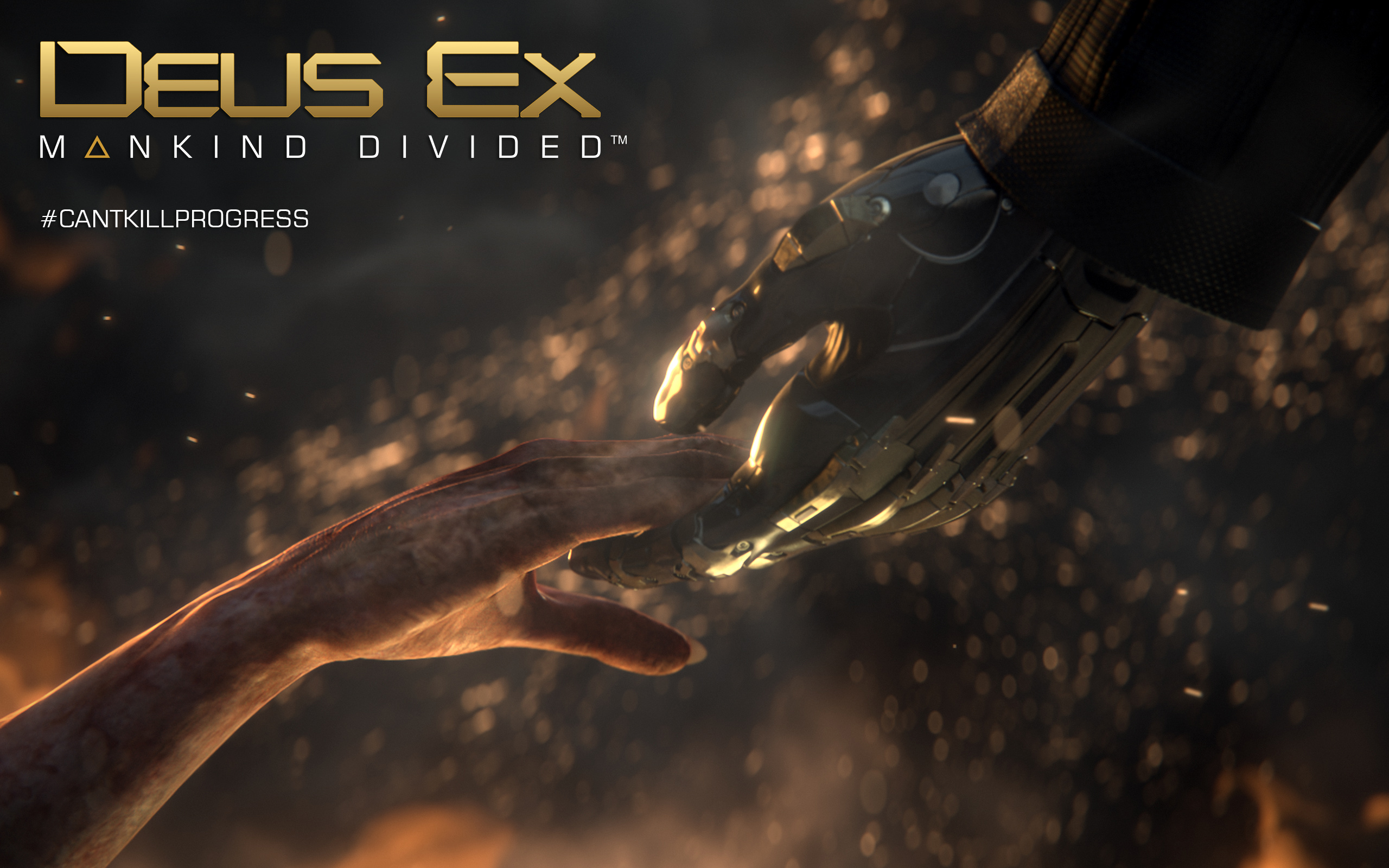 Deus Ex Mankind Divided Wallpapers Pictures Images 2560x1600