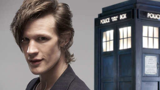 BBC   Doctor Who   New wallpaper featuring the Eleventh Doctor 512x288
