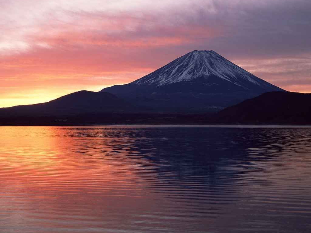 this Fuji mountain wallpaper background Fuji mountain wallpapers 1024x768