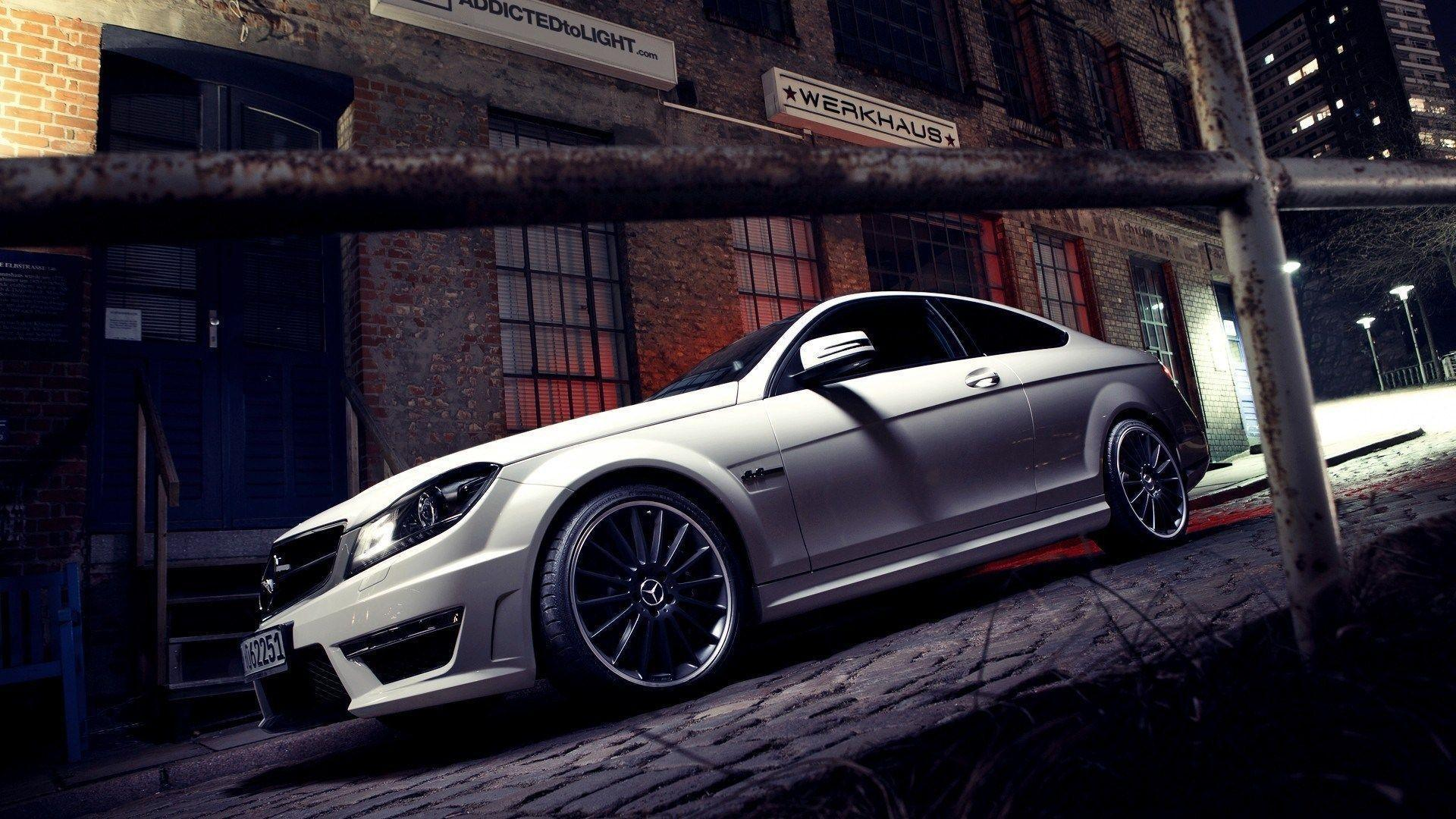 Mercedes Benz AMG Wallpapers 1920x1080