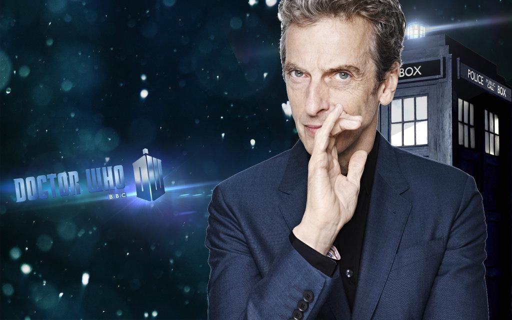 Doctor Who Wallpaper Peter Capaldi 1024x640