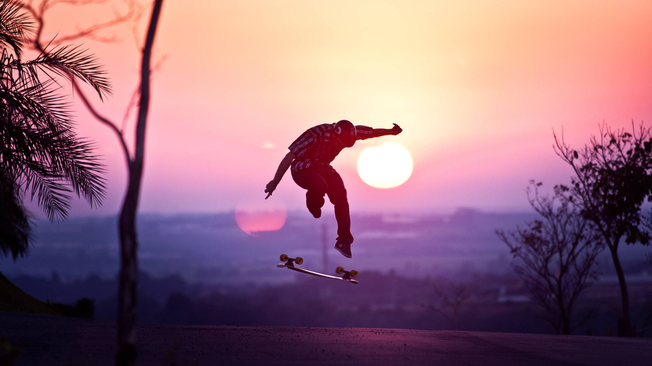 39 Skateboarding wallpapers HD Download 2560x1440