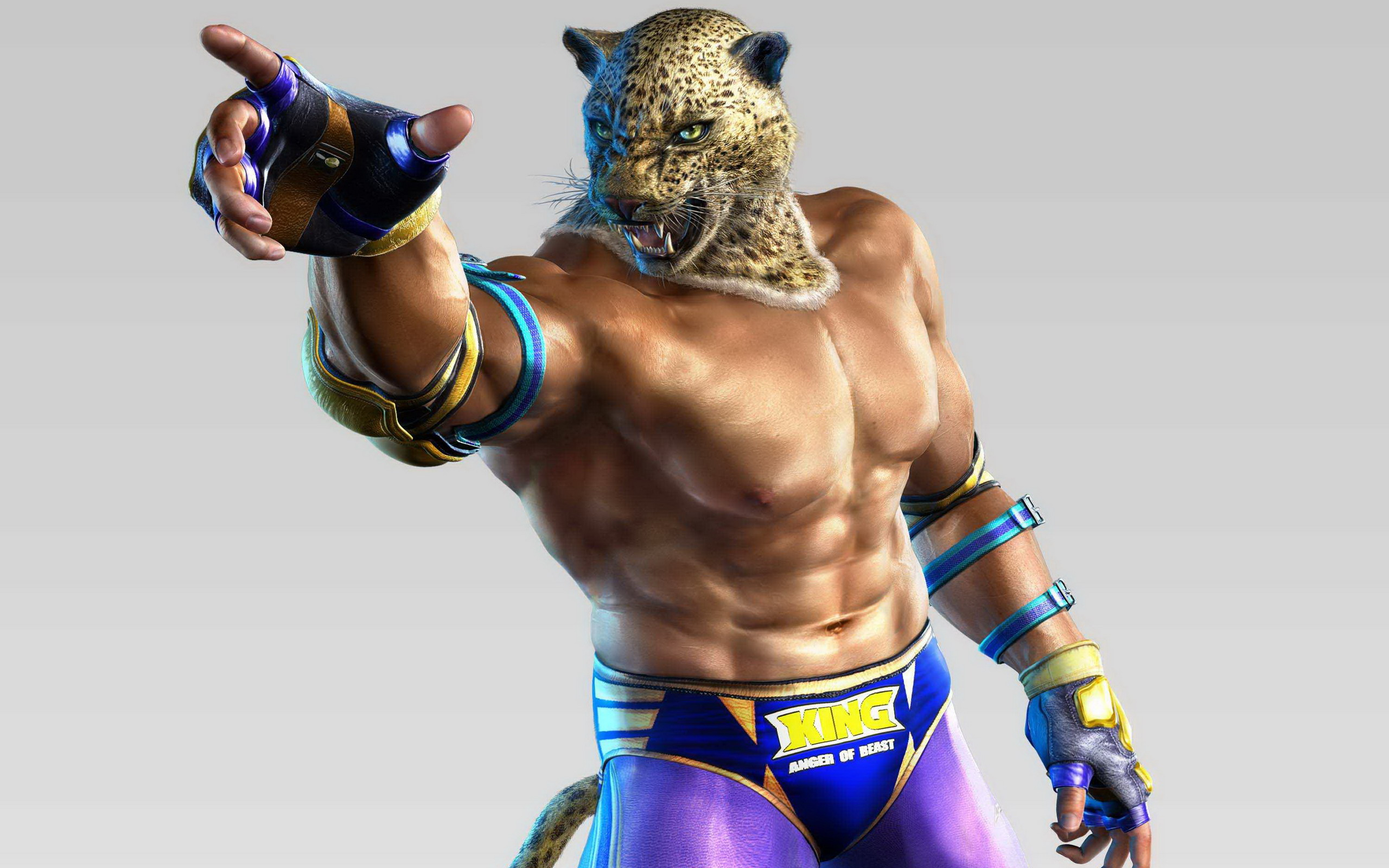 King Tekken Wallpapers HD Wallpapers 2560x1600
