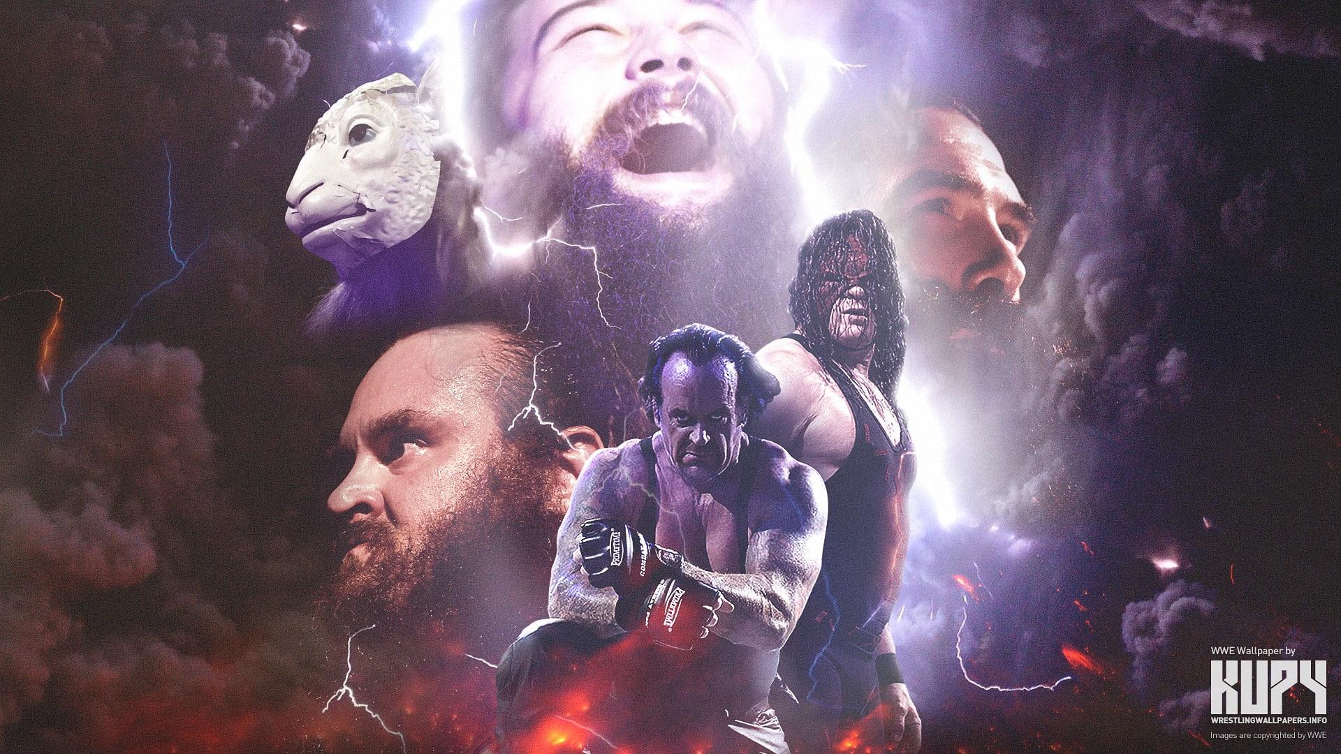 HD wallpaper WWE Undertaker Wallpaper Flare 1920x1080