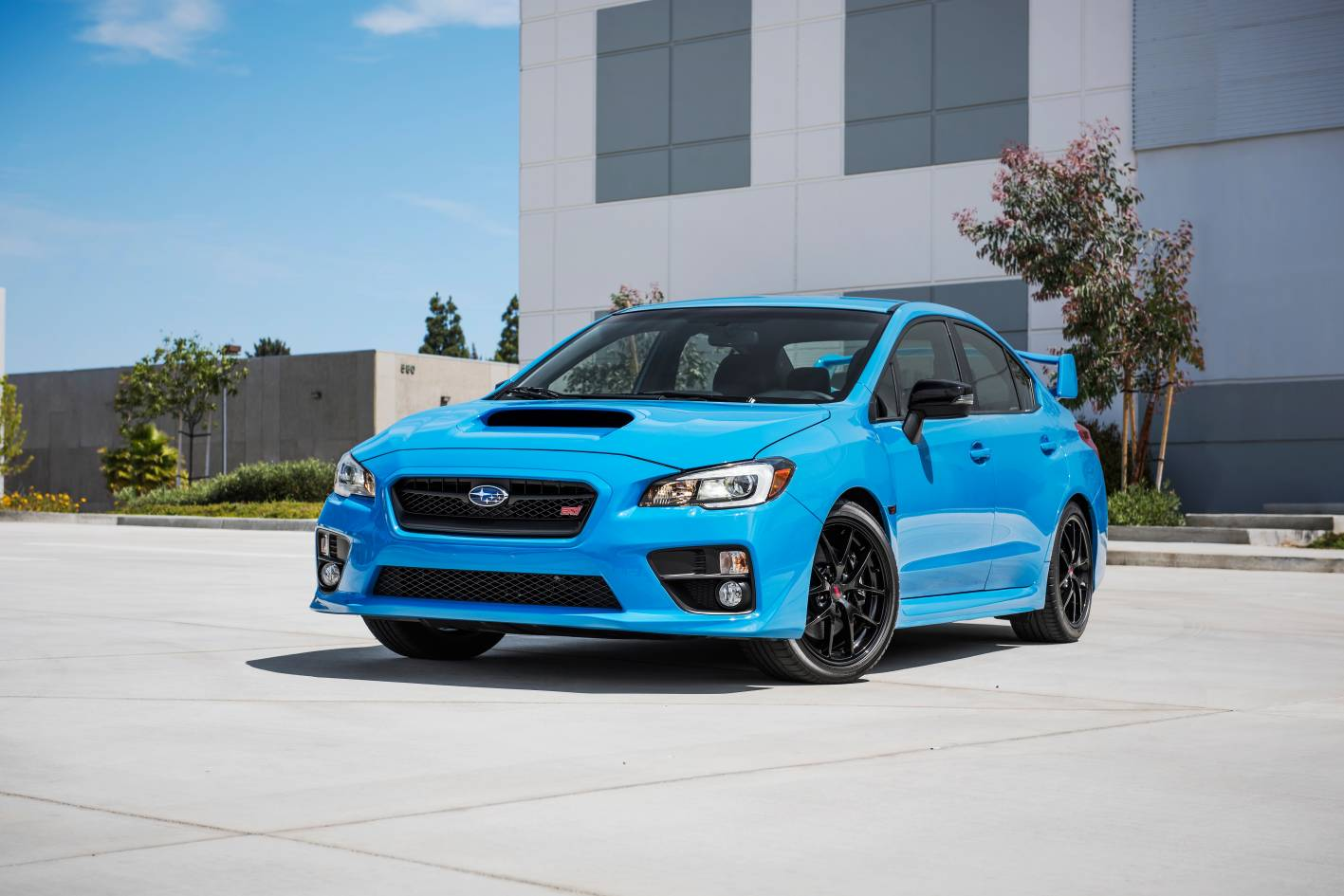 Subaru WRX WRX STI and BRZ Hyper Blue edition coming in Oct 1417x945