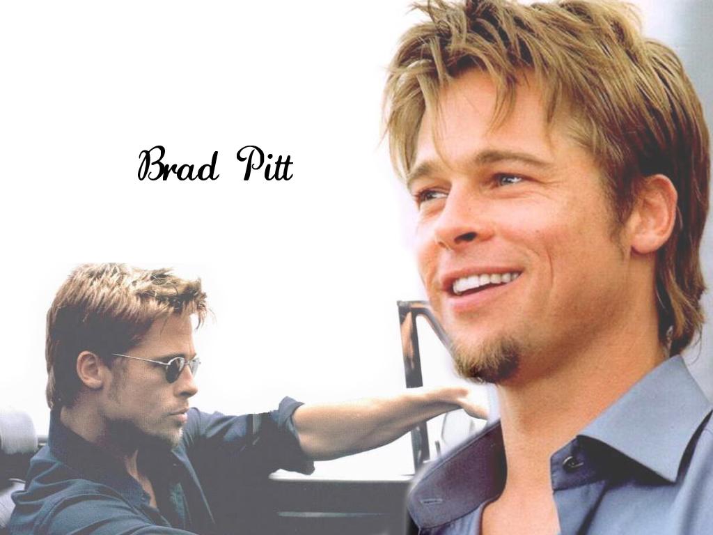 Notcias dos Famosos e da TV Brad Pitt wallpaper 1024x768