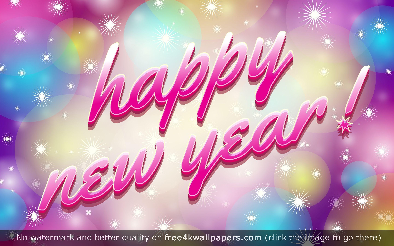 Happy New Year 4K 5K HD wallpaper   Download Happy New Year 4K 5K 2880x1800