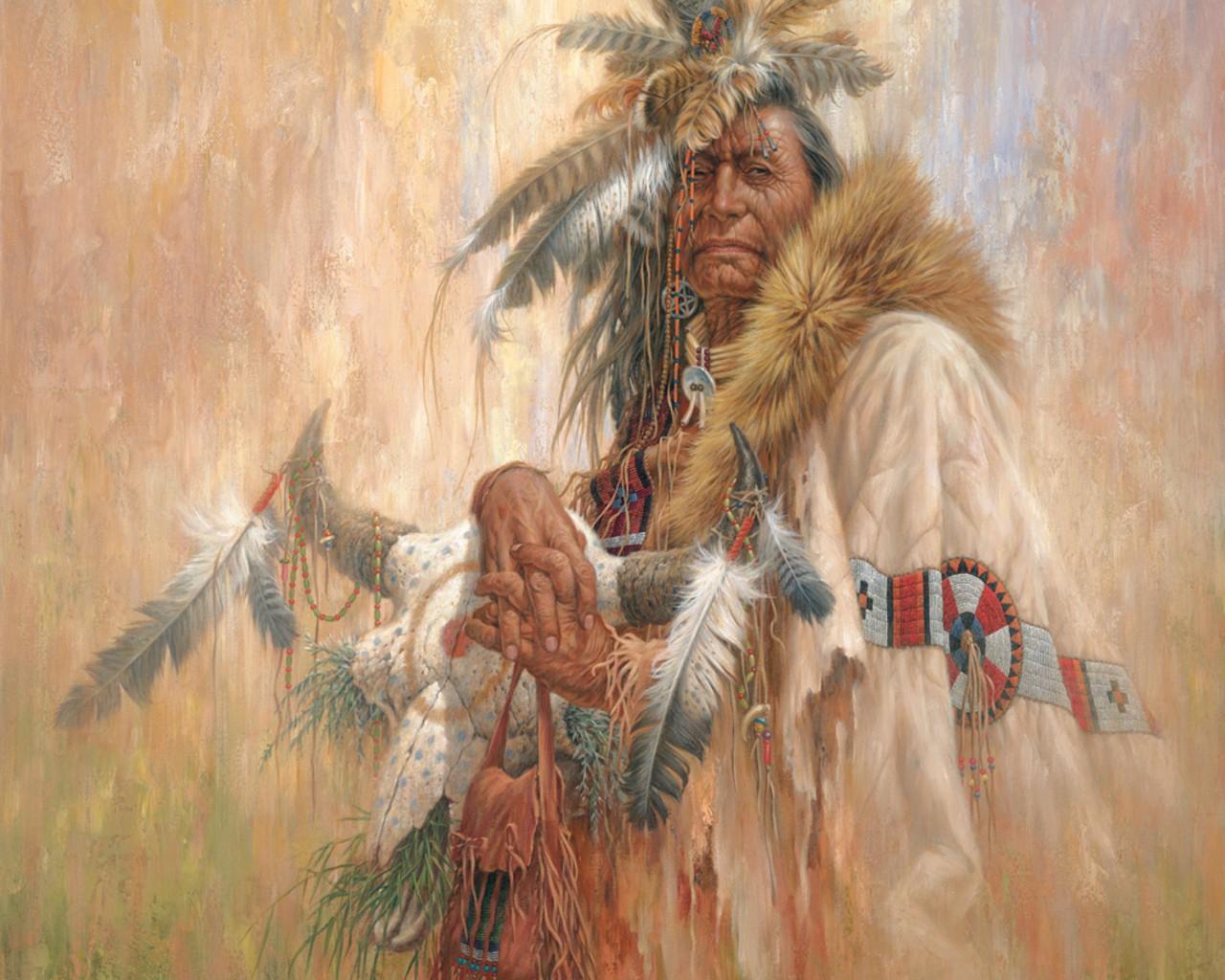 native american Wallpaper Background 13772 1280x1024