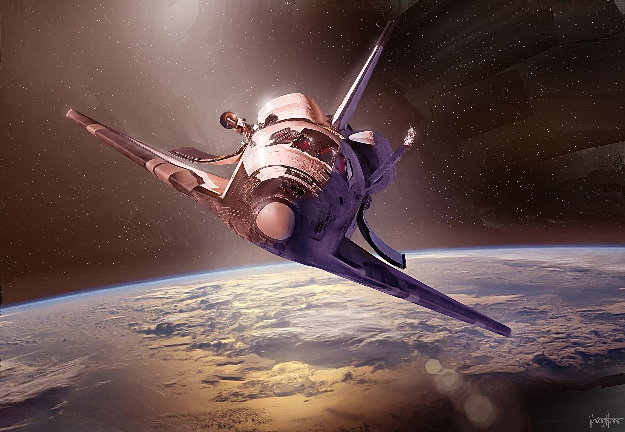 Space Shuttle - New HD Wallpapers