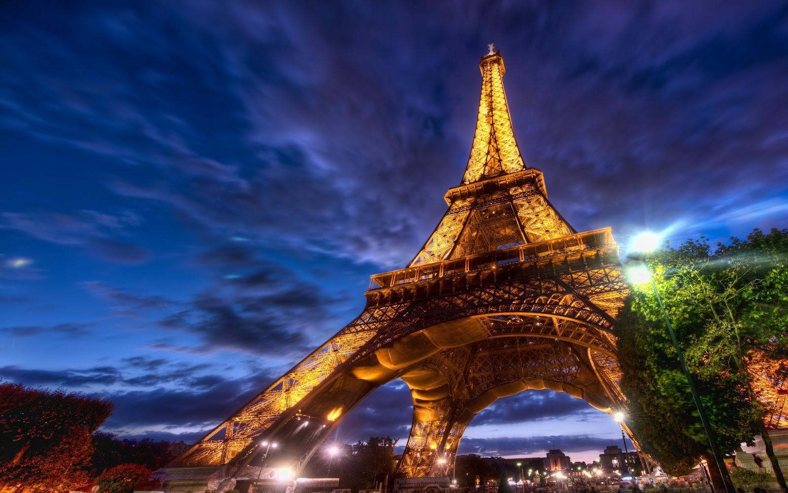 TOP HD WALLPAPERS BEAUTIFUL PARIS HD WALLPAPERS 1600x1000
