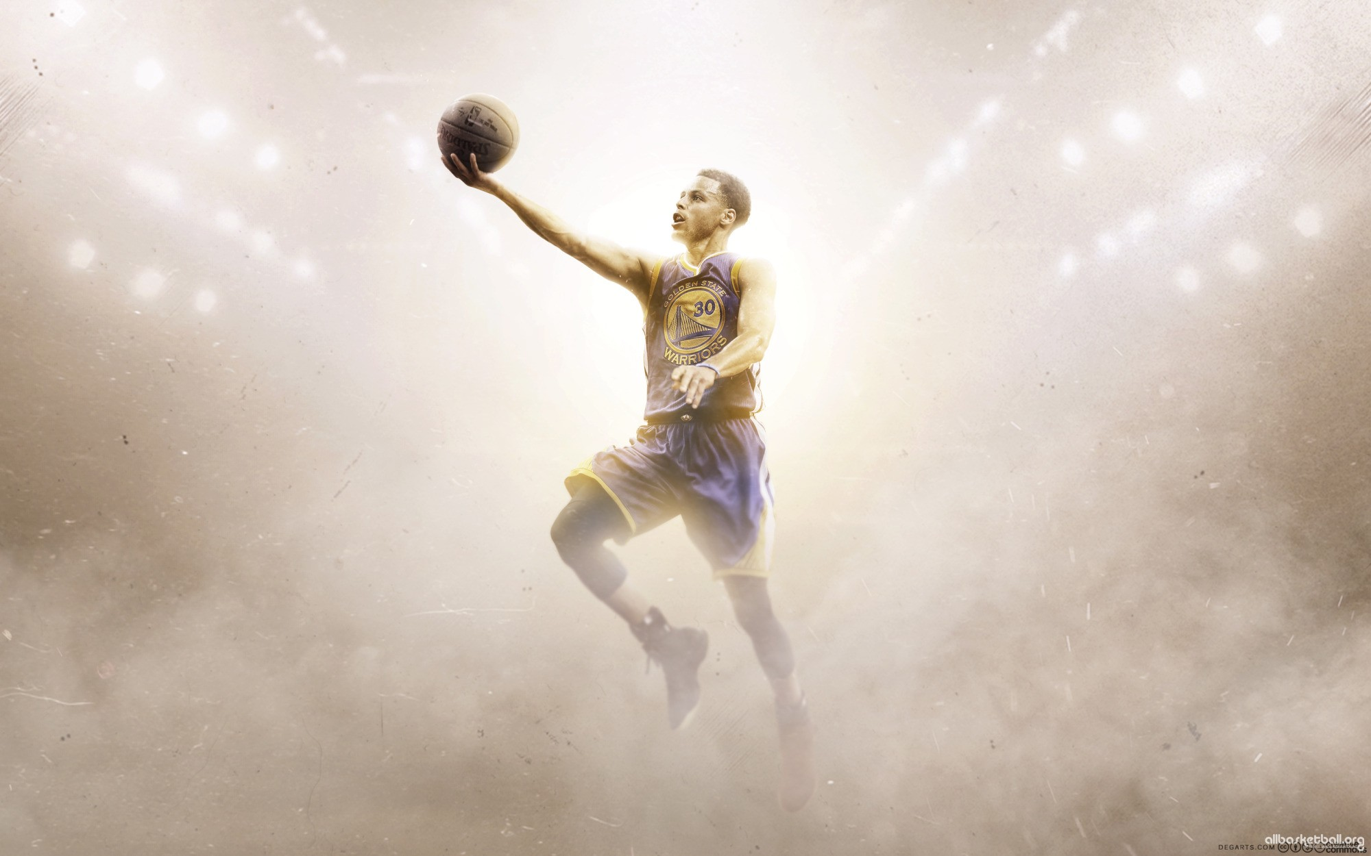 Steph Curry Golden 2015 Wallpaper 2000x1250 2000x1250