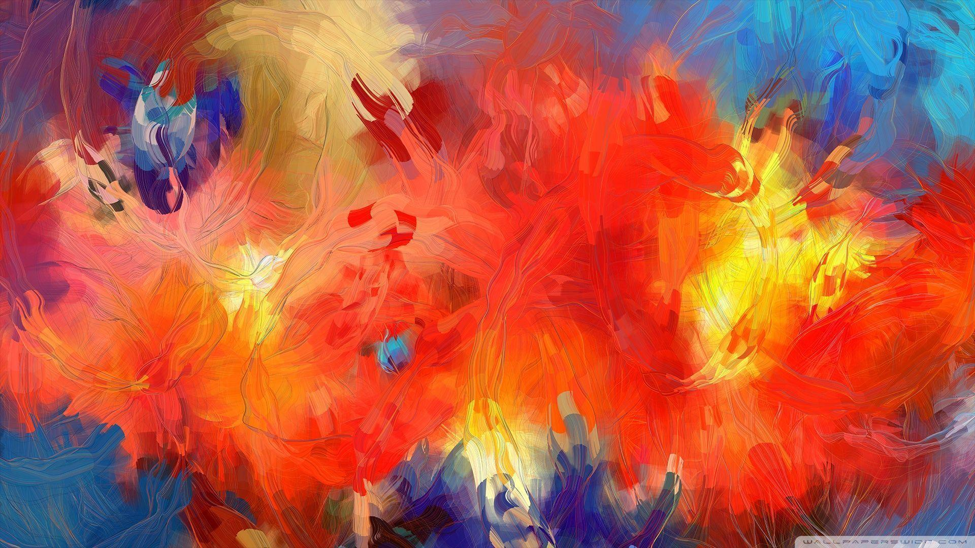 Abstract Art Wallpapers 1920x1080