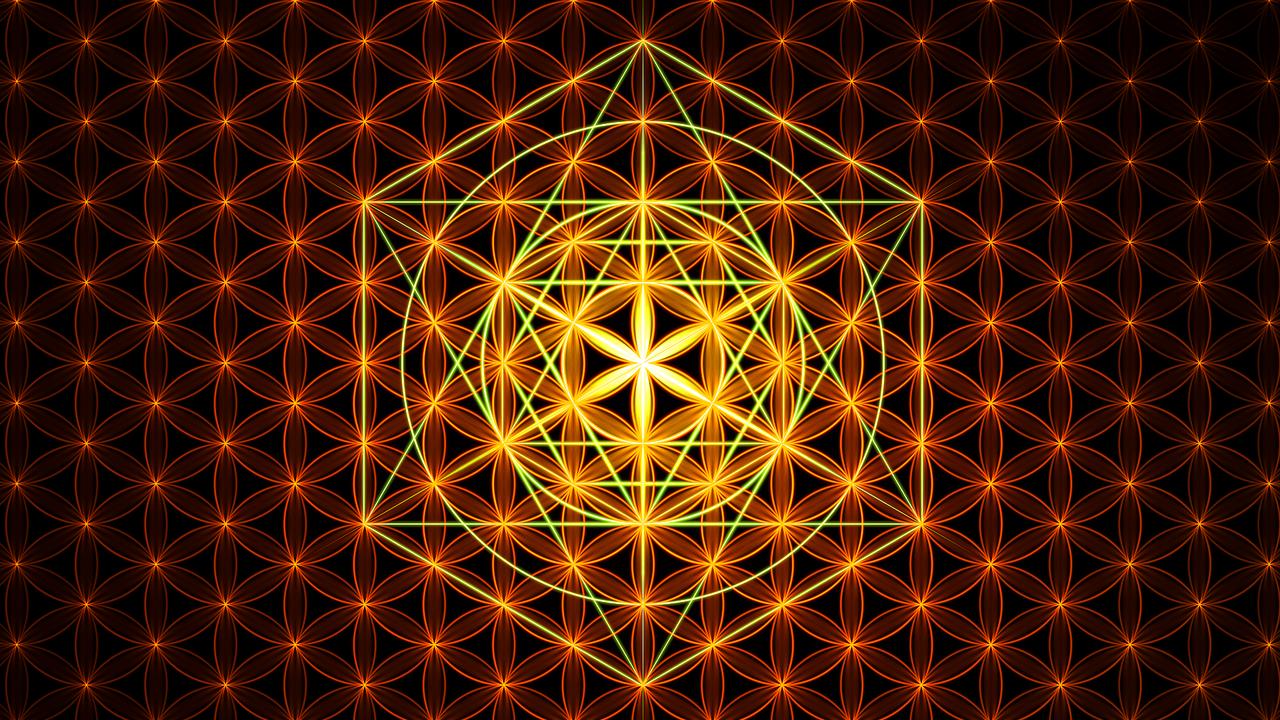 1280x720px Sacred Geometry Wallpaper Wallpapersafari