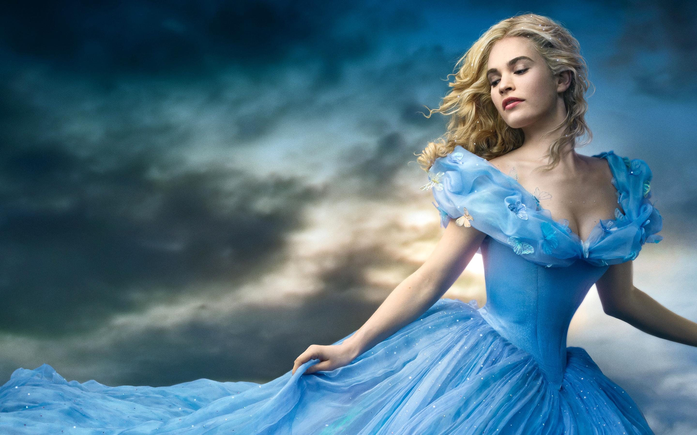 Disney Cinderella 2015 Wallpapers HD Wallpapers 2880x1800