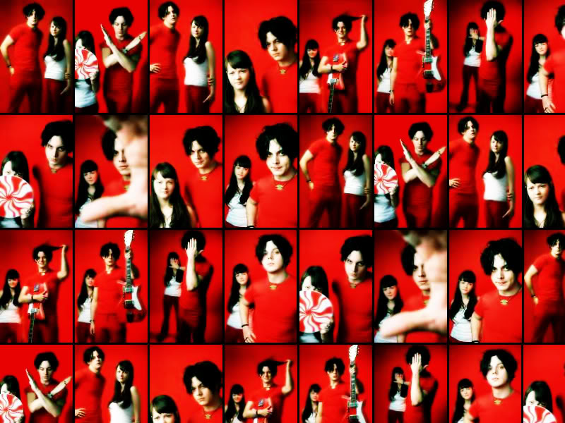 The White Stripes Wallpaper The White Stripes Desktop Background 800x600