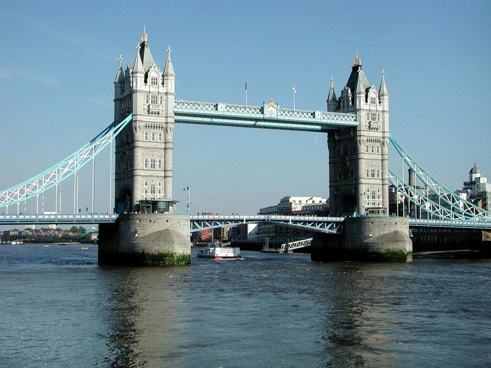 wallpapers Tower Bridge London Wallpapers 1600x1200