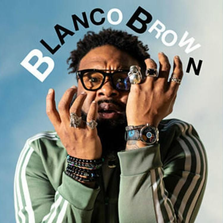 Blanco Brown   The Git Up MP3 Download With nearly two million 750x750