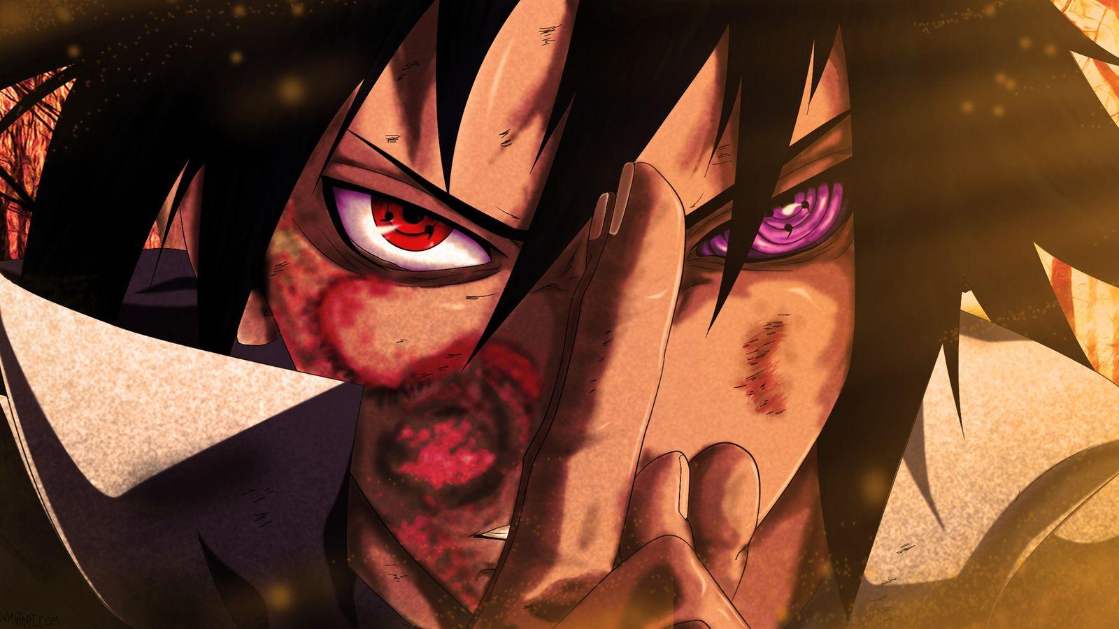 Sasuke Wallpaper Picture Image 1600x900