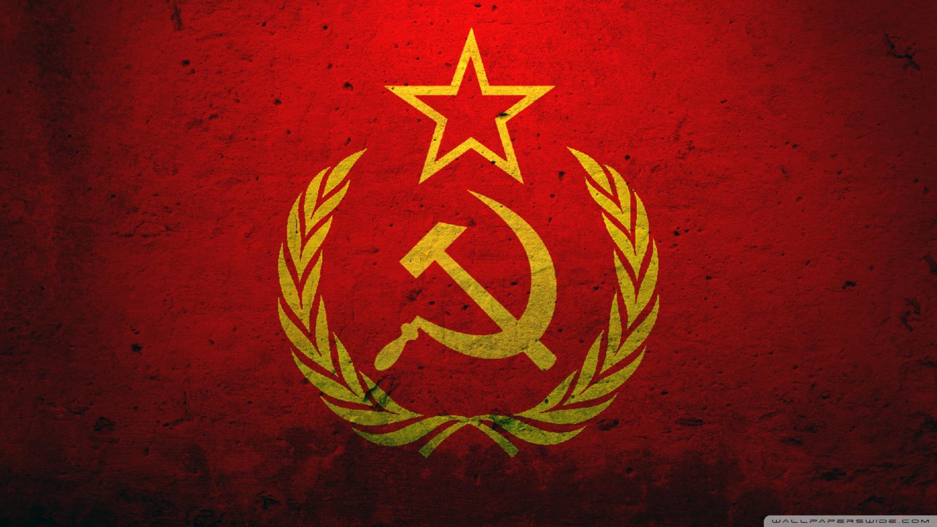 Soviet wallpaper