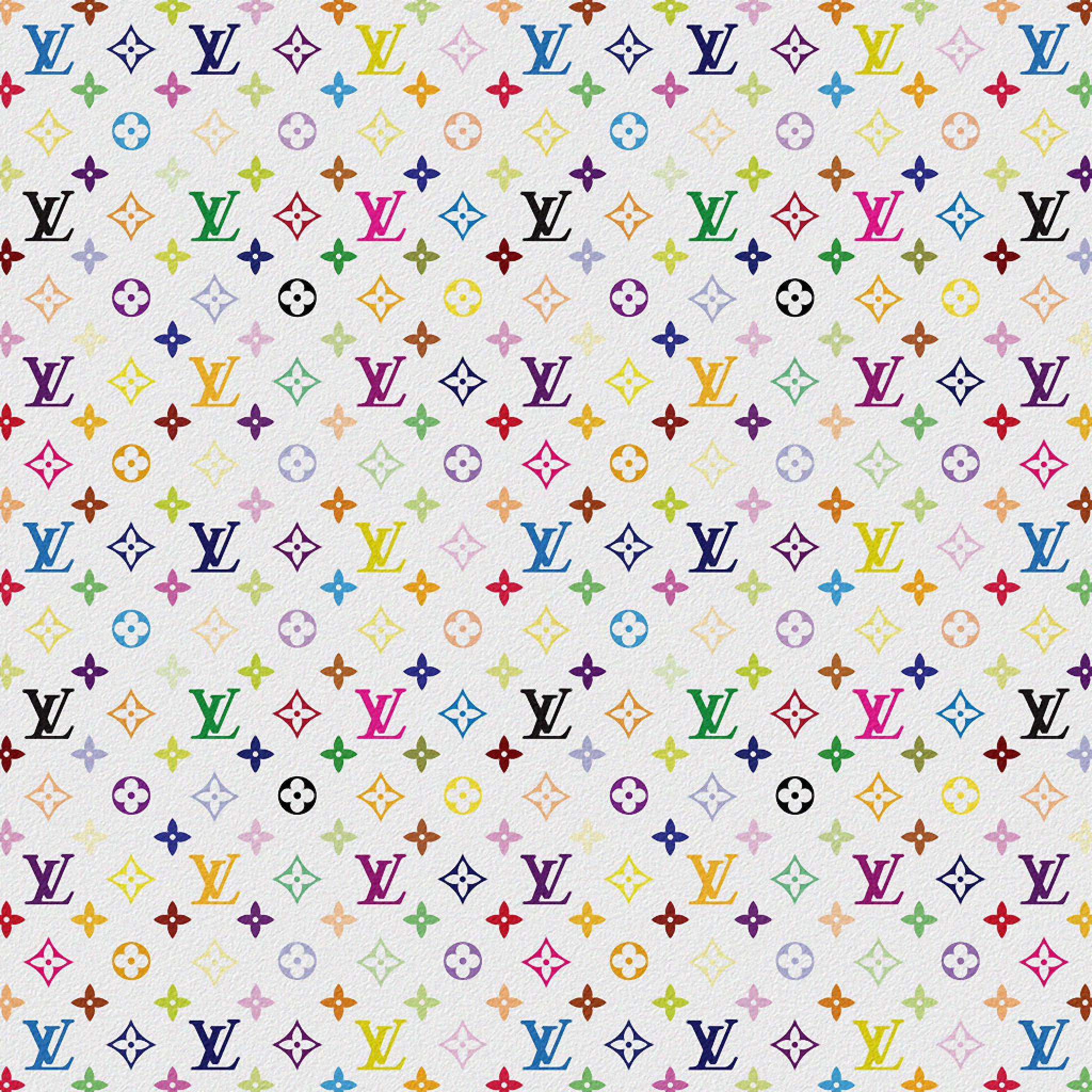 Louis Vuitton Logo Wallpaper HD 55 2048x2048