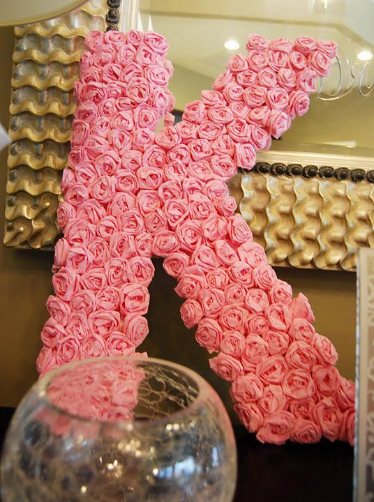 Cute letter k wallpaper wallpapersafari for Cuarto lleno de rosas