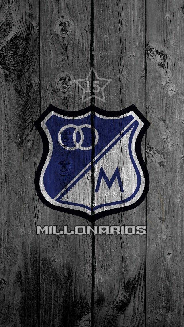 Millonarios fc Ftbol Football Sports y Soccer 640x1136