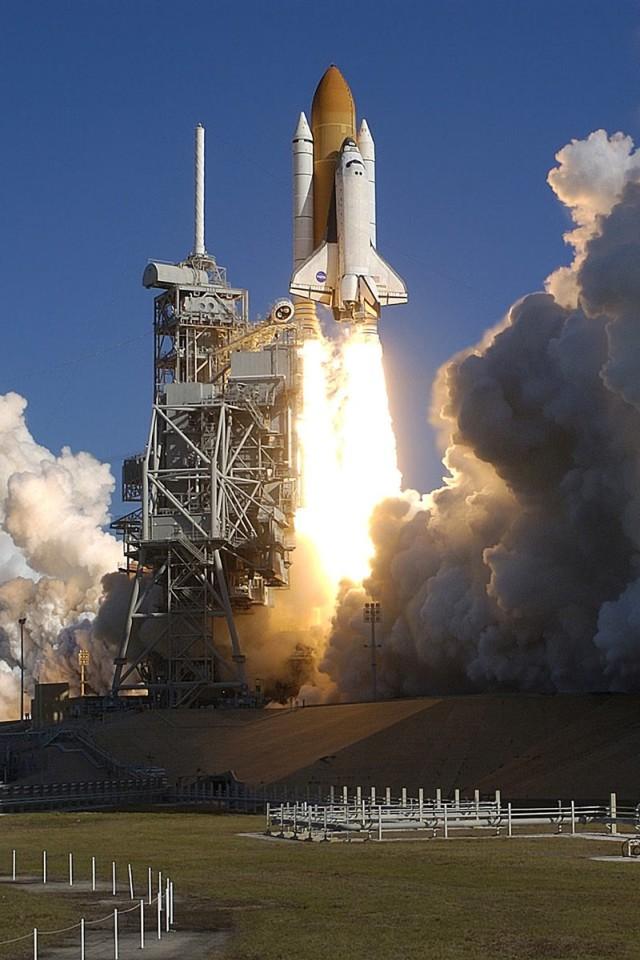 Rocket Launch Wallpaper - WallpaperSafari