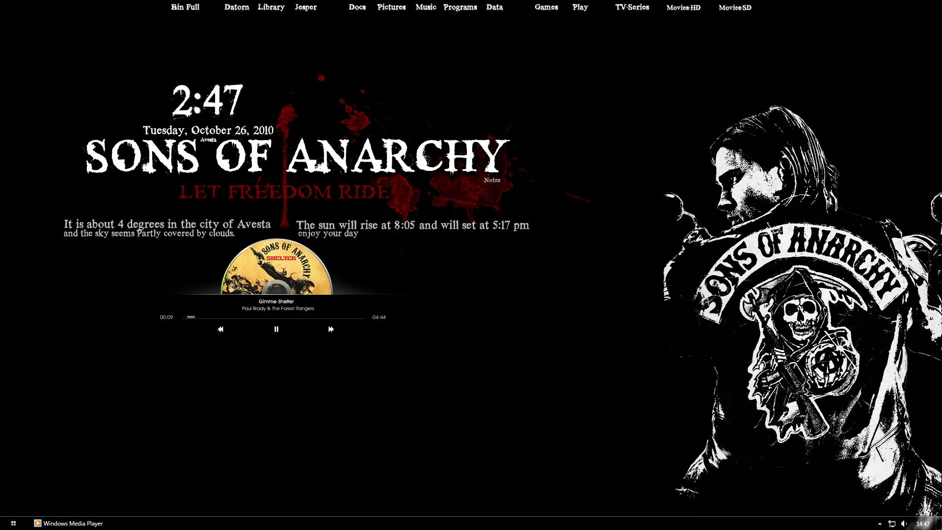 SOA Wallpaper Screensavers