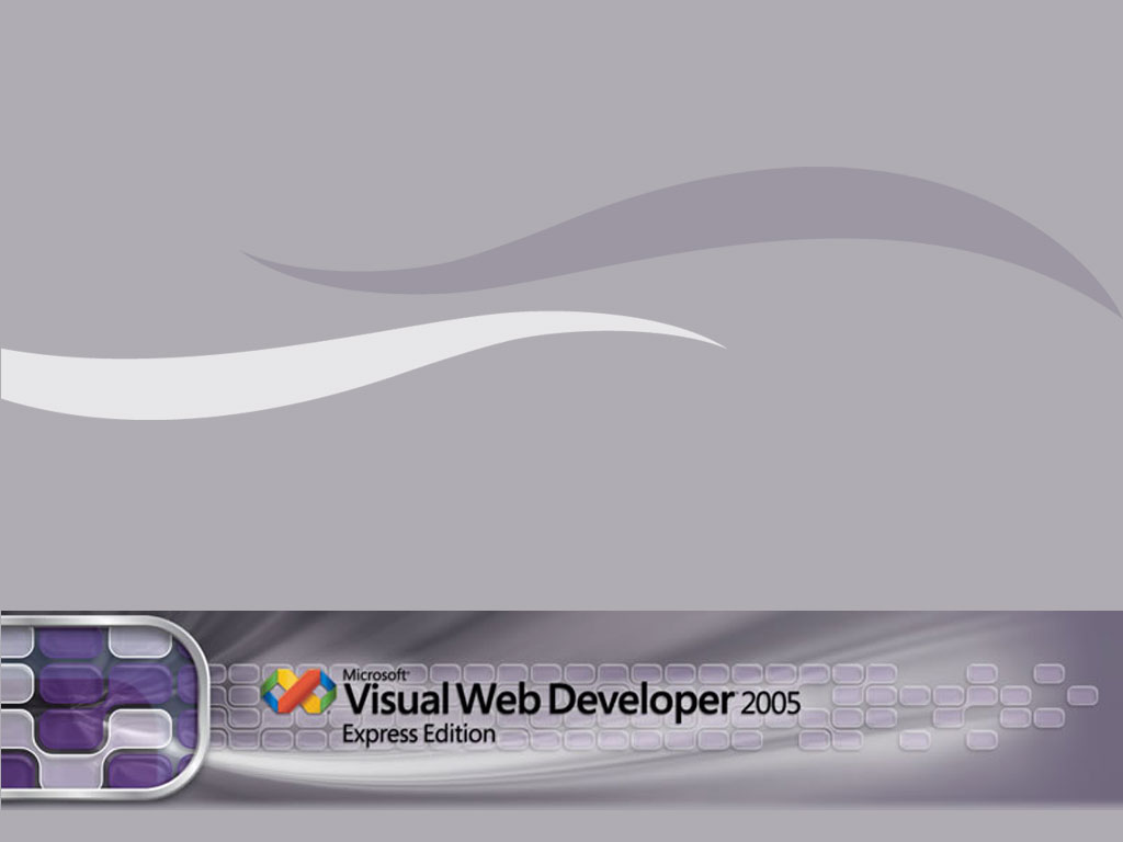 Visual Web Developer 2005 Express Edition Wallpaper Geekpedia 1024x768