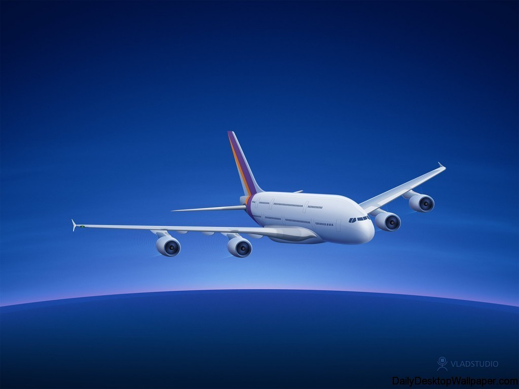 Airbus A380 wallpaper   HD Wallpapers 1024x768