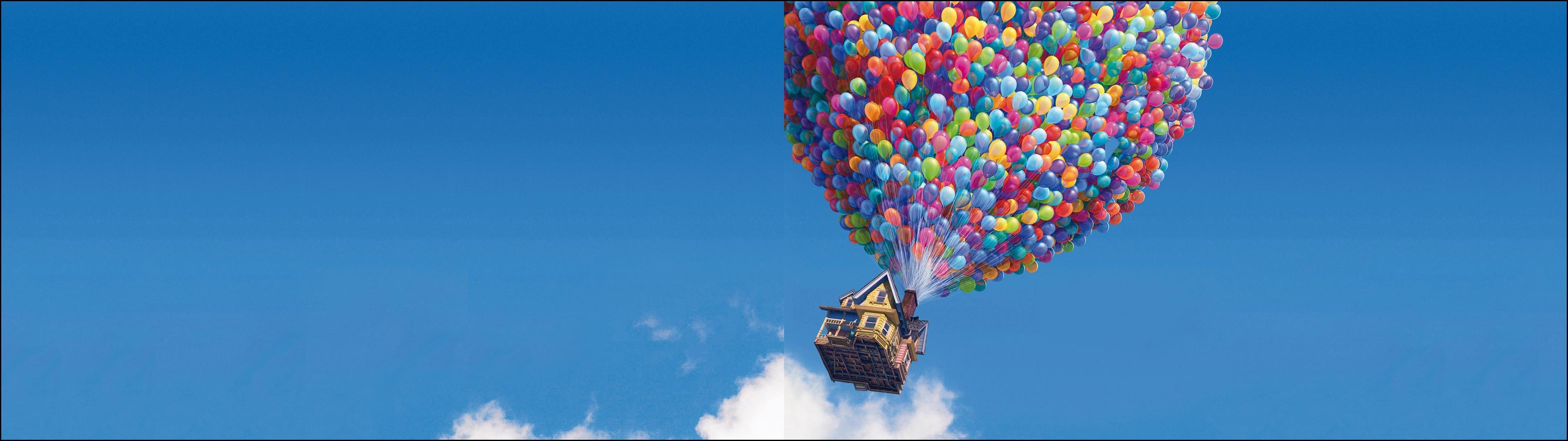 pixar up movie 3840x1080 wallpaper Best WallpapersTop Wallpapers 3840x1080