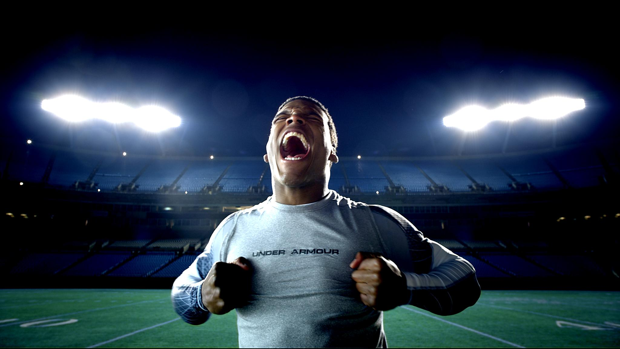 Cam Newton Joins AraabMuzik In New Under Armour Commercial [Video 2048x1152