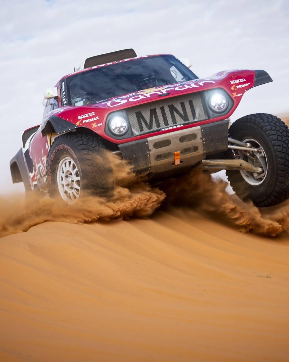 Dakar Rally 2020 Rest Day standings and news 1150x1438