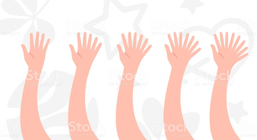 Counting Hand Set Isolated On A White Background From Five To Nine 1024x558