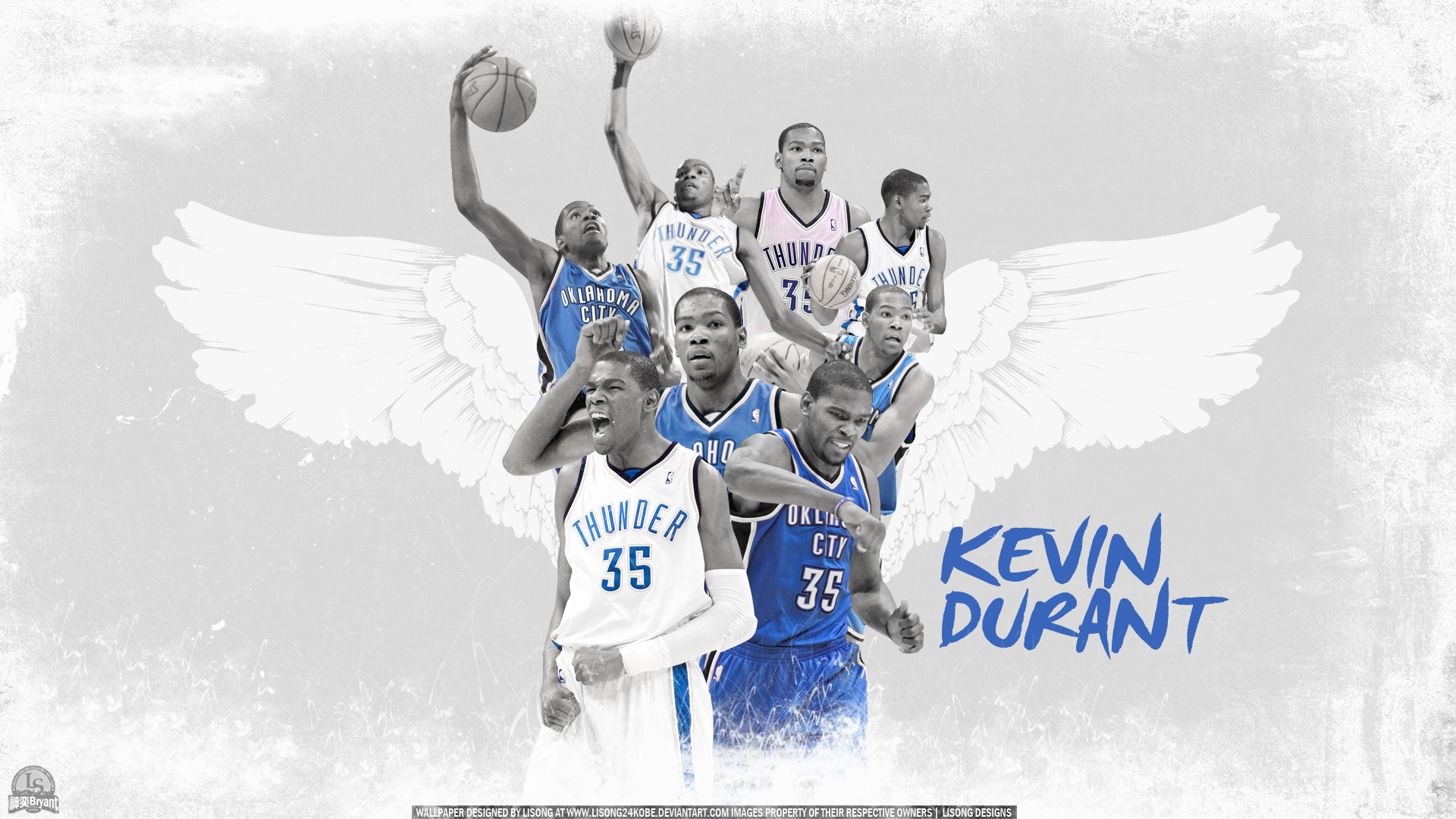 Kevin Durant Backgrounds 1920x1080