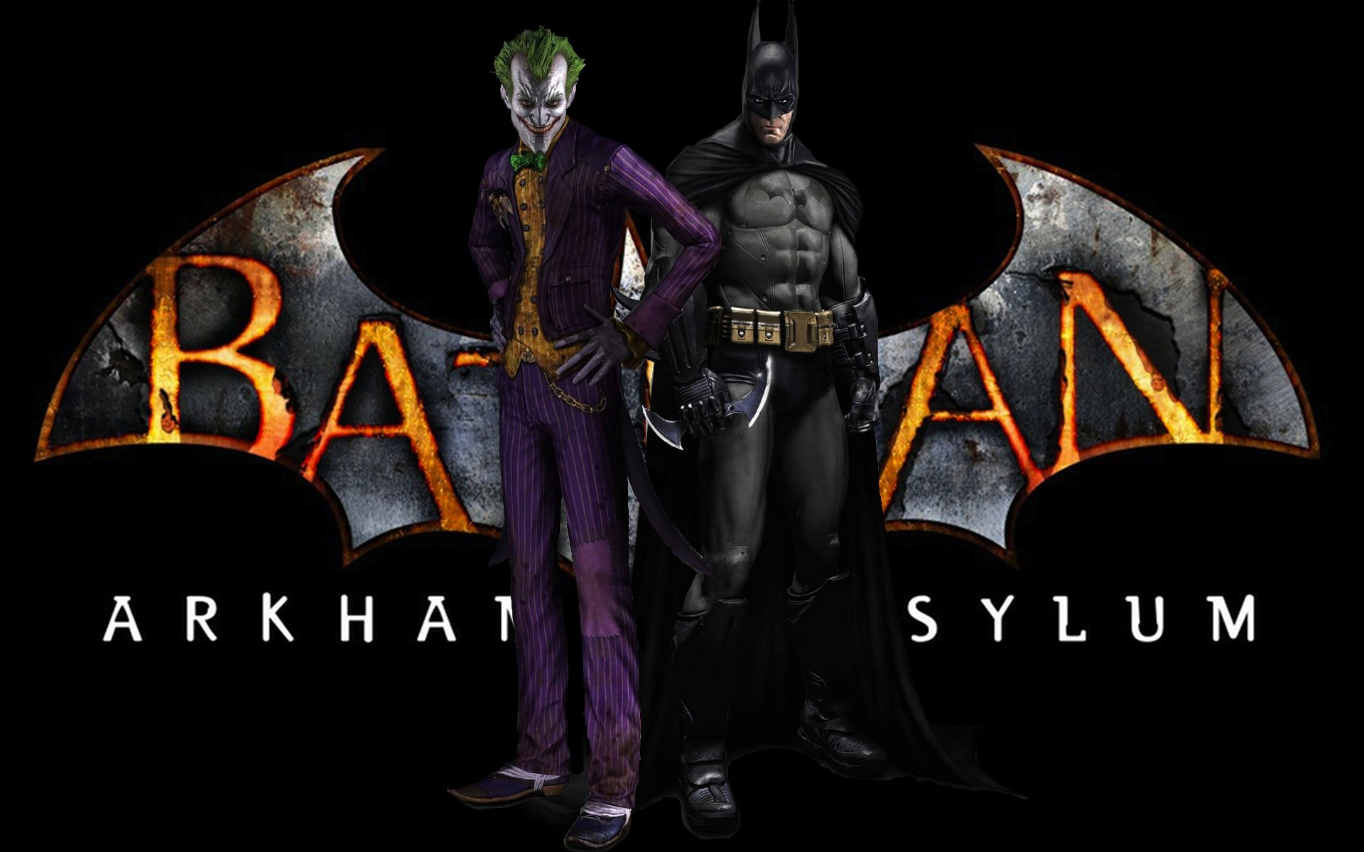 Batman Arkham Asylum Wallpaper HD 1920x1200