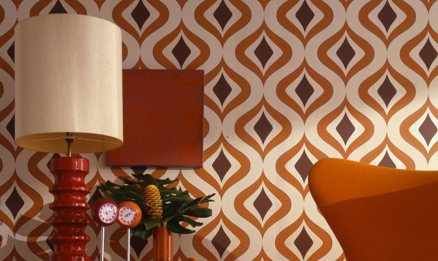 love the 70s Wallpaper Embrace the Flower Power Lifestyle 878x524