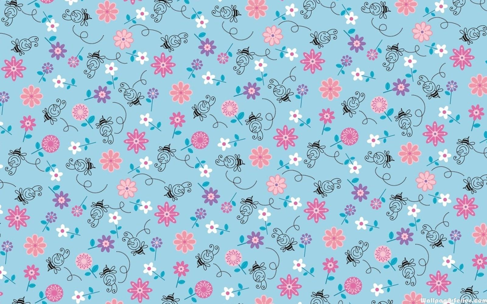Cute Pattern 1600x1000