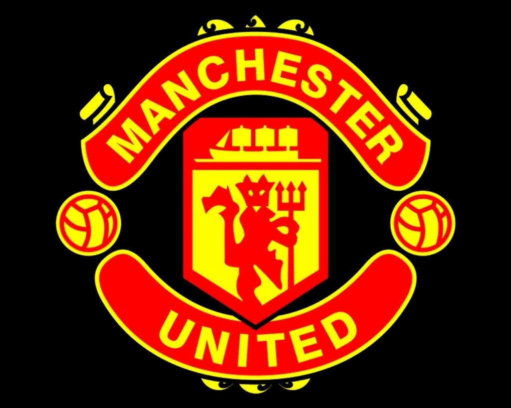 Football Manchester United Logo 2013 HD Wallpapers 1024x819